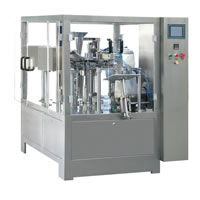 Bag Packing Machinery by Pouch Type
