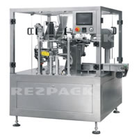 Bag Packing Machinery by Machine Model