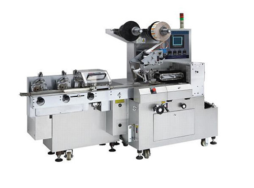 Candy Packing Machine, Flow Type